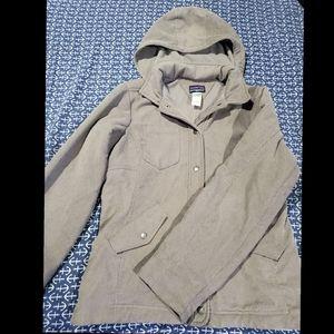 Patagonia pile lined jacket